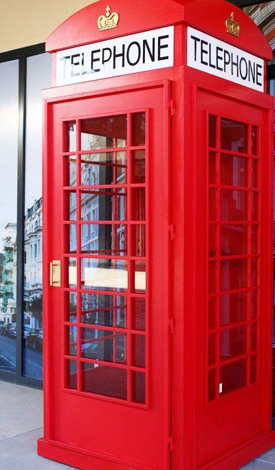 Acienda Phone Booth