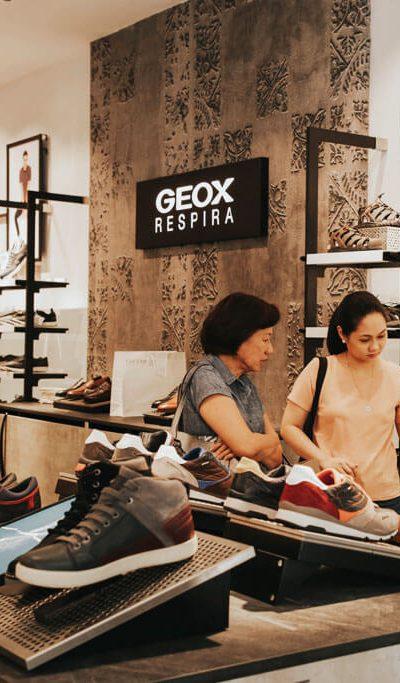 Acienda Geox Store