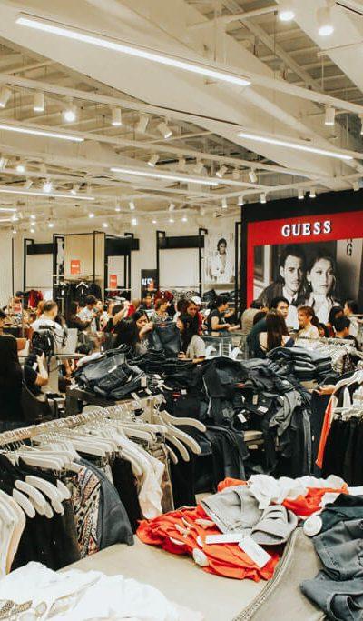 Acienda Guess Store