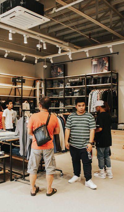 Acienda Levis Store 1