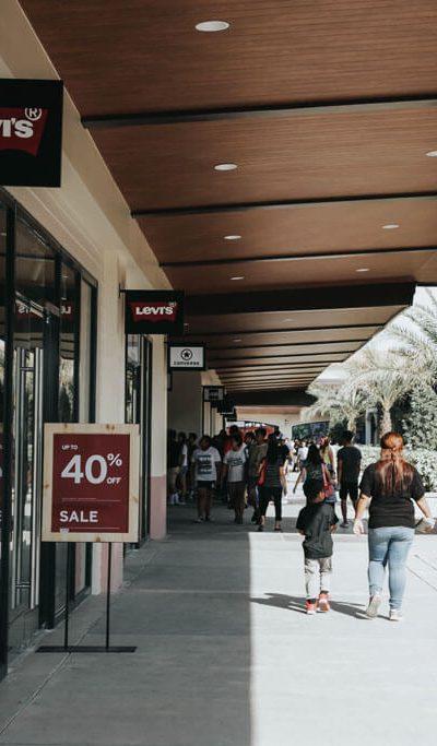 Acienda Levis Store 2