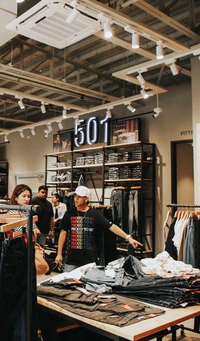 Acienda Levis Store