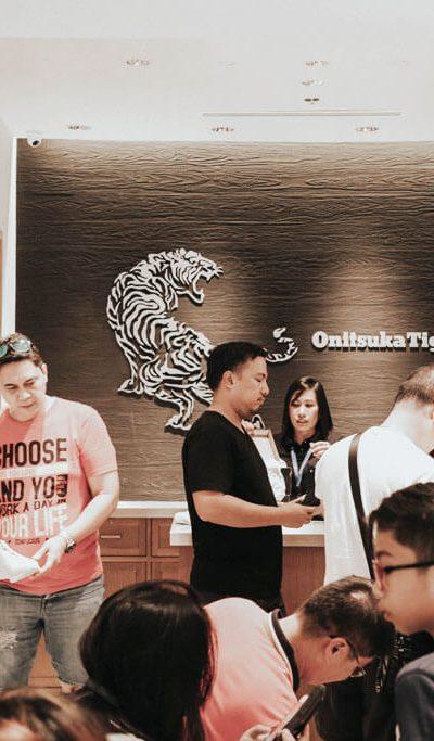 Acienda Onitsuka Tiger Store 1
