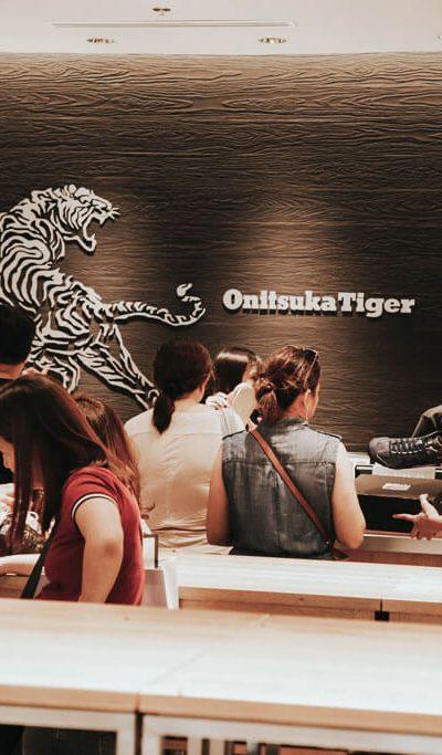 Acienda Onitsuka Tiger Store